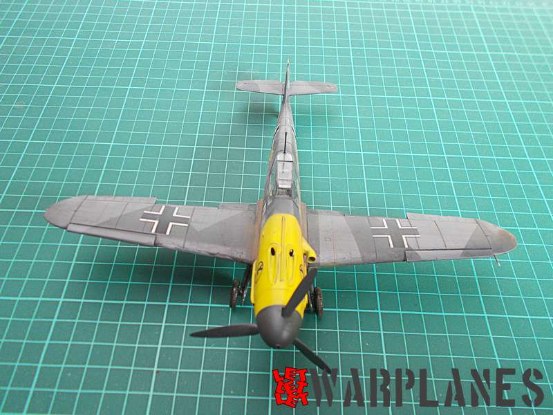 Bf 109F Eduard 84147